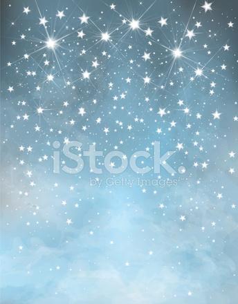 Sfondo Stellato Vettore Stock Vector Freeimagescom