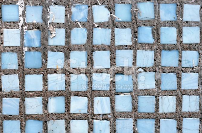 Trama in forma di piastrelle quadrate graffiati industriale