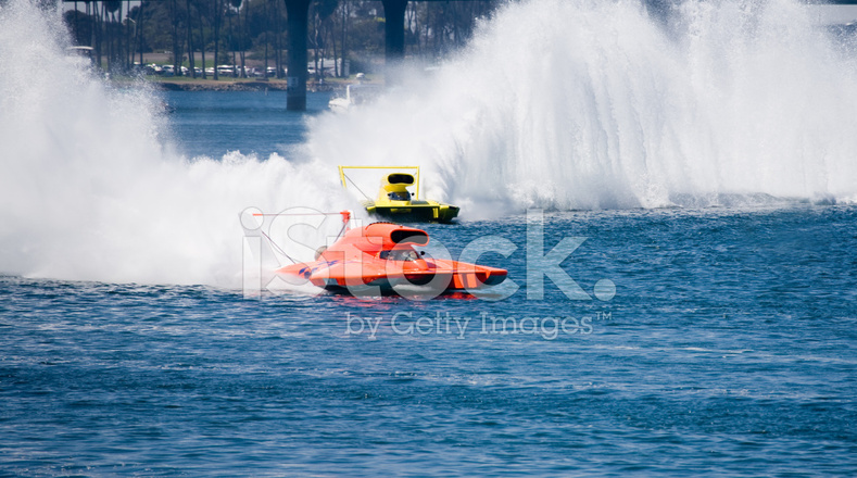 Unlimited Hydro Race Stock Photos - FreeImages com