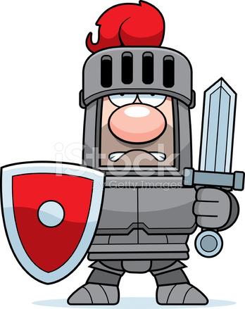 Dessin anim chevalier en armure photos - Dessin armure ...