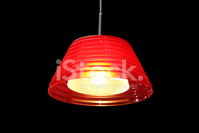 Rood Licht Lamp : Moderne rood licht stockfoto s freeimages