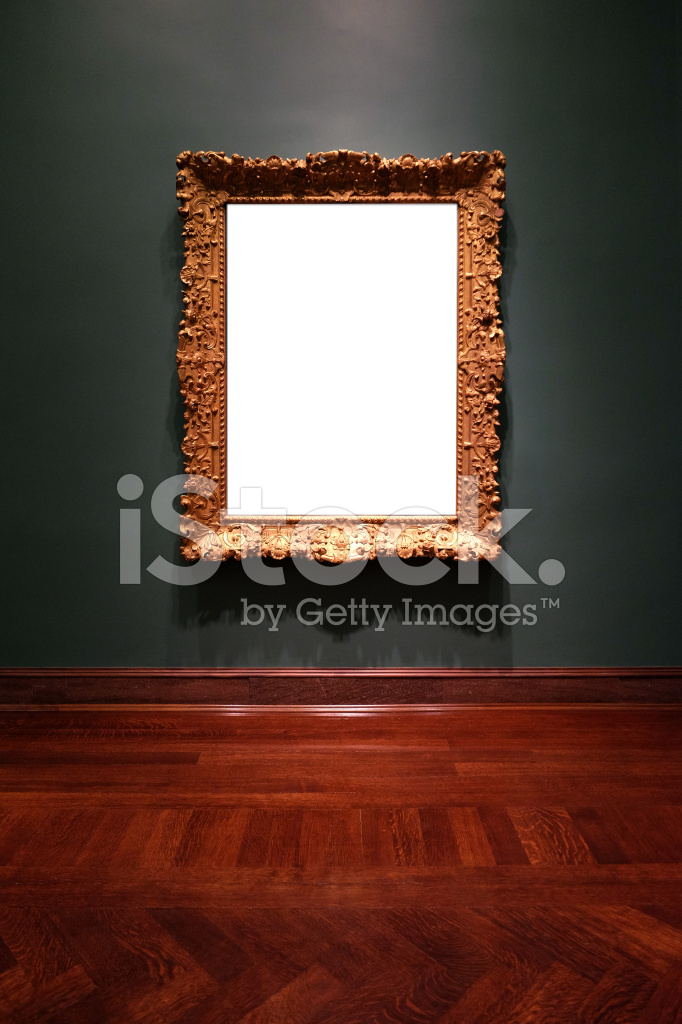 c1fcacdd696 Art Gallery Frame (clipping Path) Stock Photos - FreeImages.com