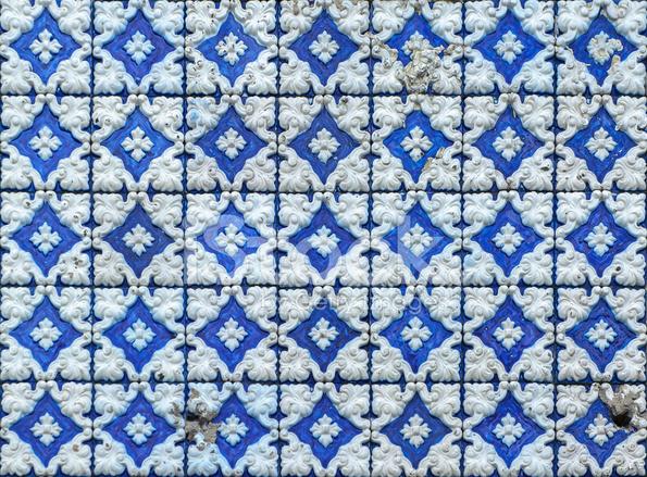 Azulejos, Piastrelle Portoghesi Tradizionali