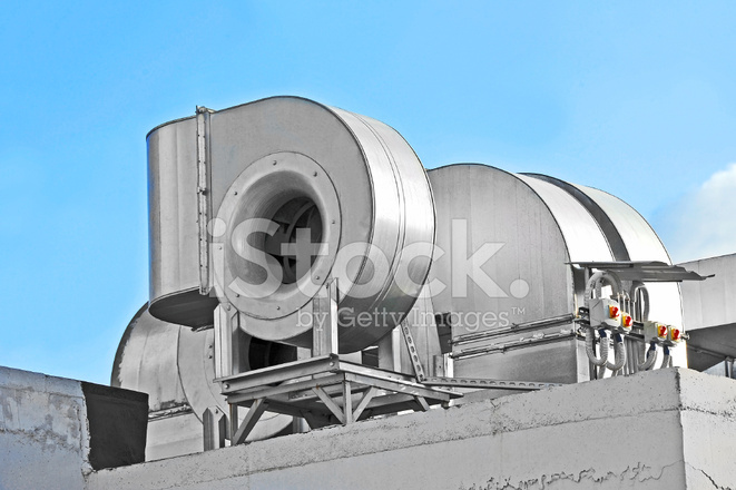 Industrial Ventilation Systems : Industrial ventilation system stock photos freeimages