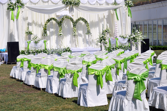 The wedding stage stock photos freeimages premium stock photo of the wedding stage junglespirit Gallery