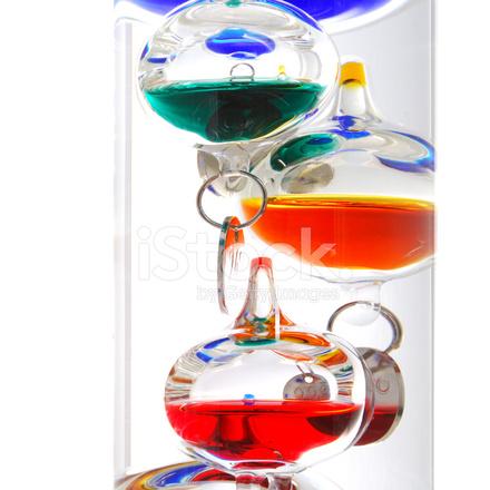 Nya Vatten Termometer Stockfoton - FreeImages.com LS-73