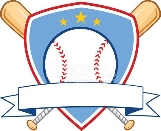 Cruzado Bates De B 233 Isbol Con El Logo De La Bola Con La