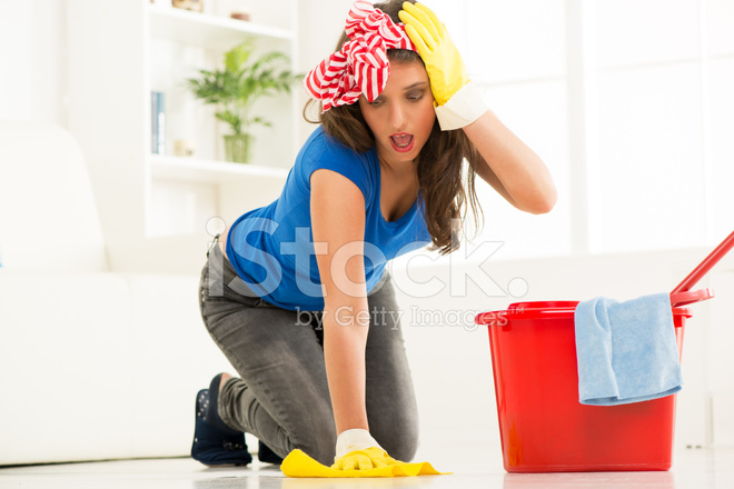 Cleaning home stock photos for House cleaning stock photos