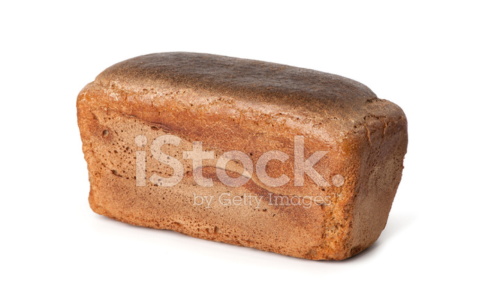 Rye Bread On A White Background Stock Photos Freeimages Com