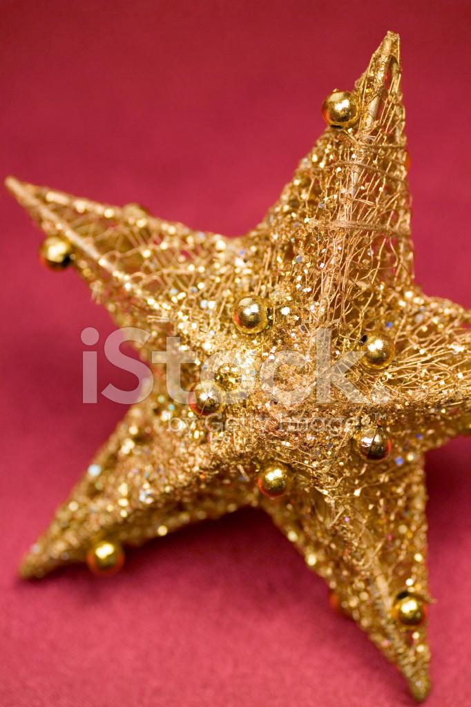 Weihnachtsstern Auf Rotem Hintergrund Stockfotos - FreeImages.com