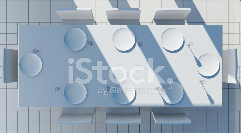 Modern Kitchen Top View Stock Photos Freeimages Com