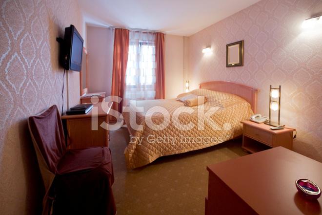Roze Hotel Kamer Interieur Stockfoto\'s - FreeImages.com