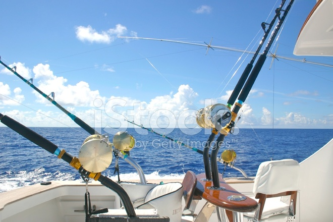 Deep sea fishing stock photos for Ocean city deep sea fishing