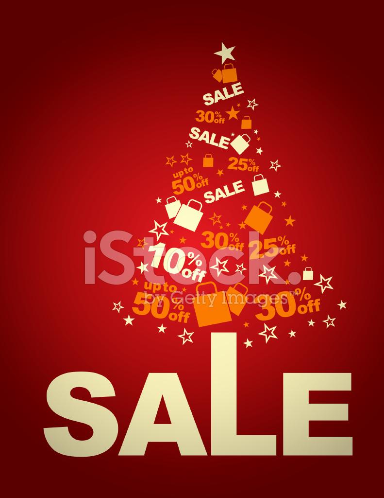 Weihnachtsverkauf Stock Vector - FreeImages.com