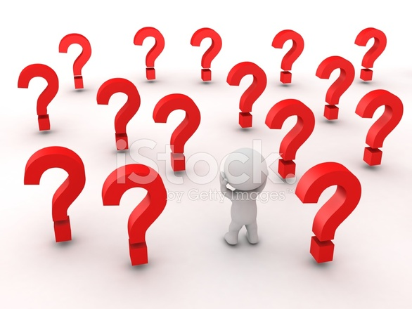 3d man with question symbols stock photos freeimages com picture of a person thinking clipart person thinking clipart