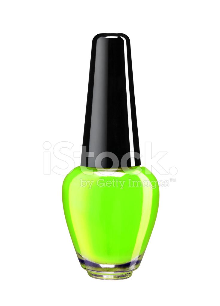 Botella DE Esmalte DE Uñas Verde Fotografías de stock - FreeImages.com