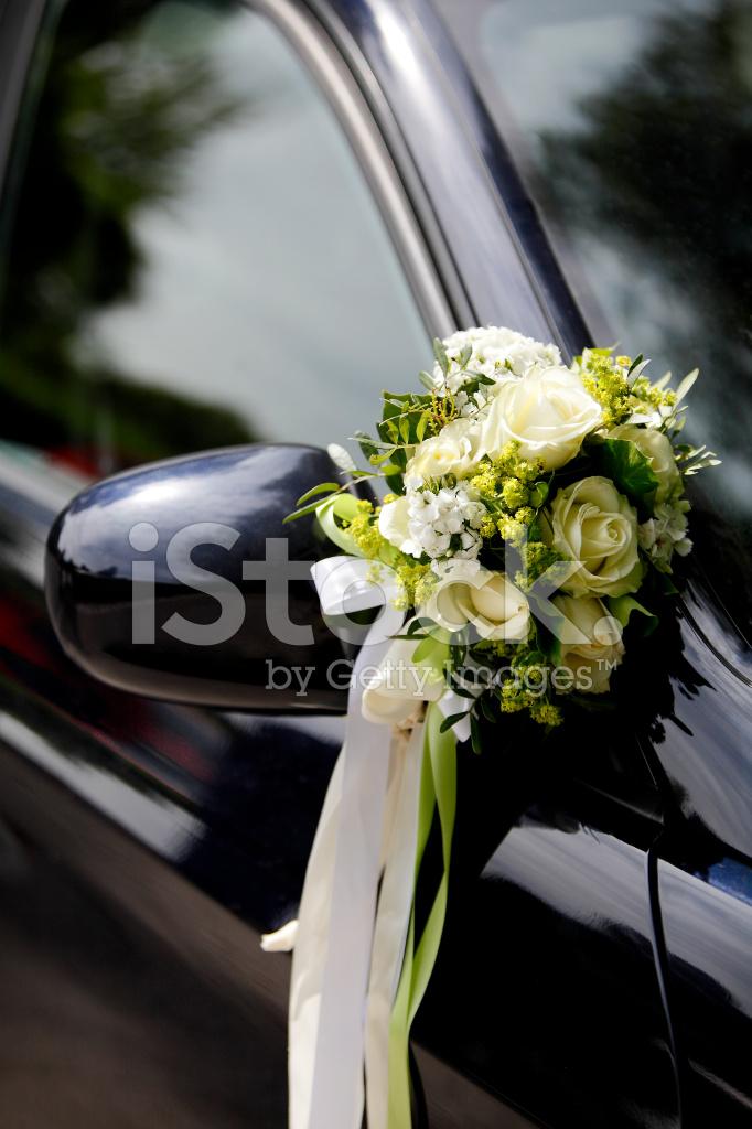 Ongekend Bloem Decoratie Bruiloft Auto Stockfoto's - FreeImages.com KS-11