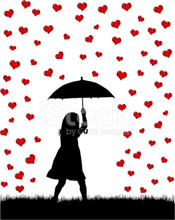 free pick sexy umbrella girl