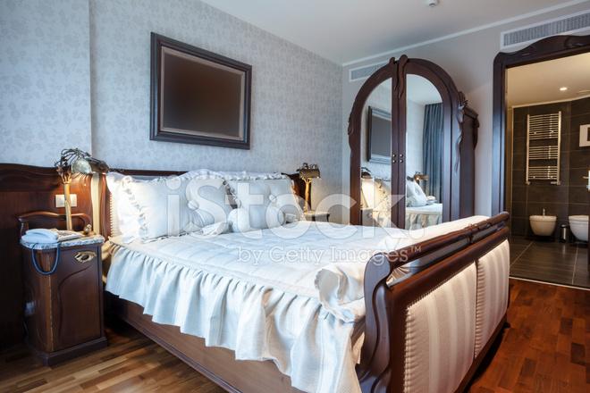 Klassische Schlafzimmer Interior Stockfotos - FreeImages.com