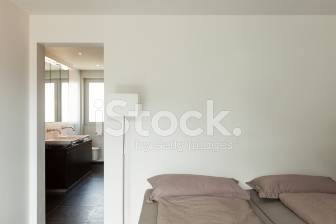 Interieur modern huis slaapkamer stockfoto s freeimages