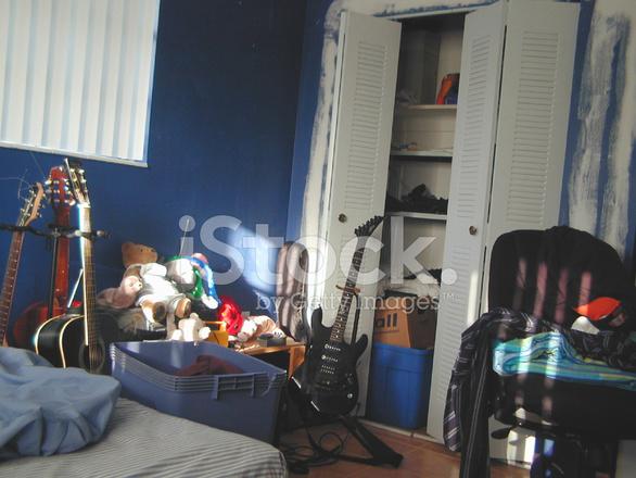 Dirty Teen Zimmer 01 Stockfotos Freeimages Com