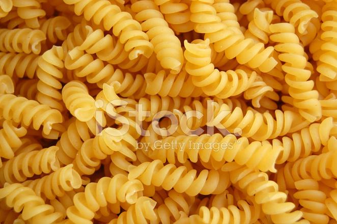 Raw Pasta Type Dog Food