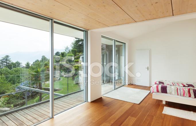 Interieur, Modernen Haus, Schlafzimmer Stockfotos - FreeImages.com