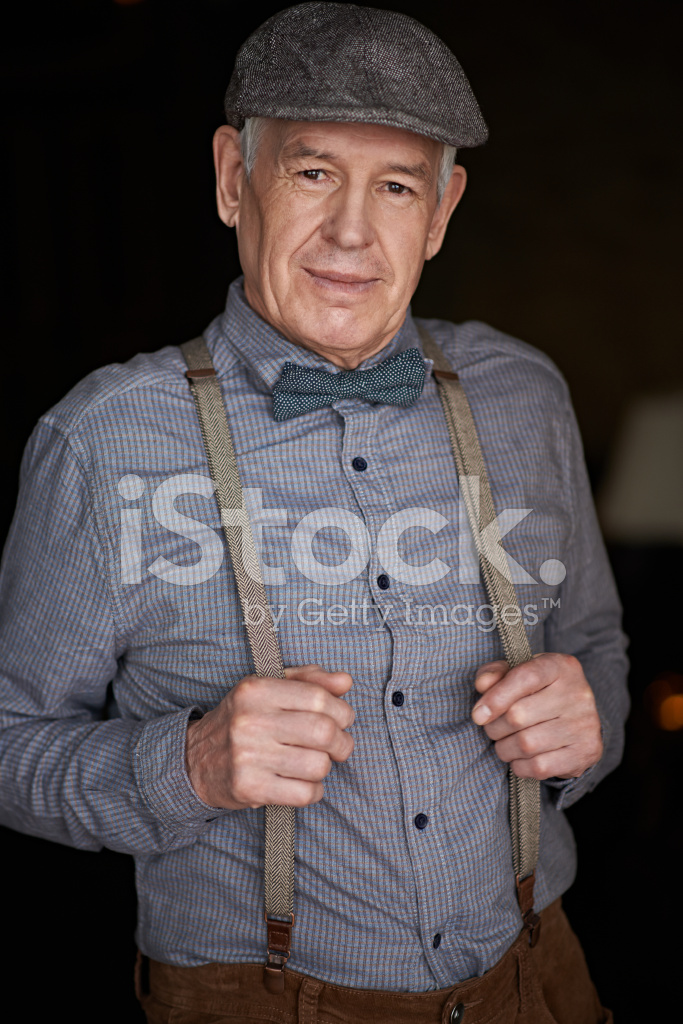 Stylish Old Man Stock Photos - FreeImages.com 88c1d5cfe8b