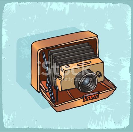 Appareil photo ancien de dessin anim photos for Camera gratis