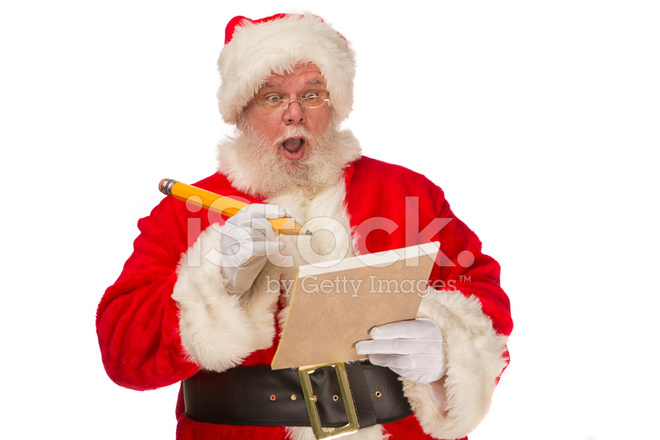 Real Santa Claus Stock Photos