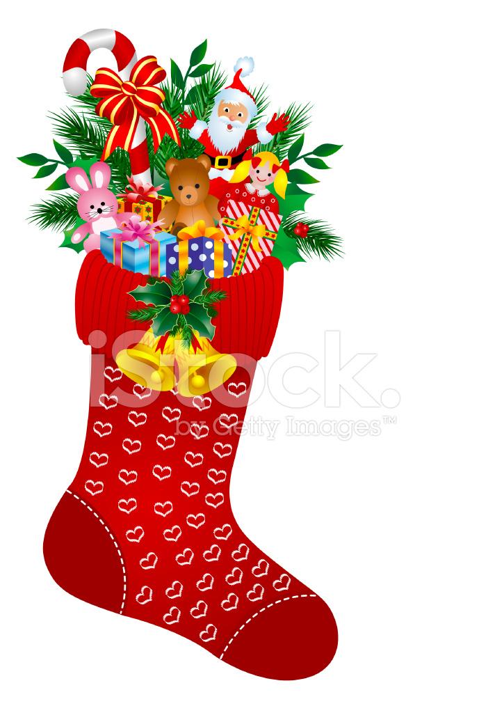 Weihnachten Rot Glatt Stock Vector - FreeImages.com