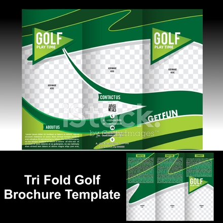 free golf flyer template