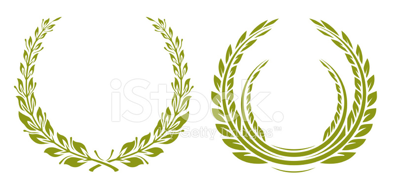 Laurel Wreath Stock Vector
