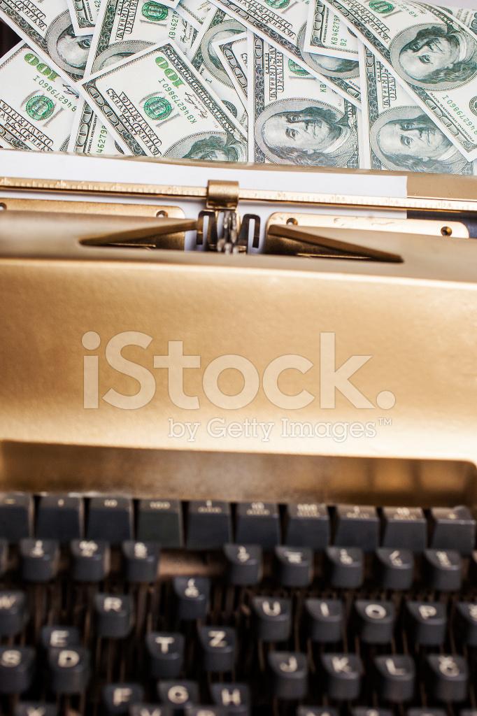 Printing US Dollar Banknotes Stock Photos - FreeImages com