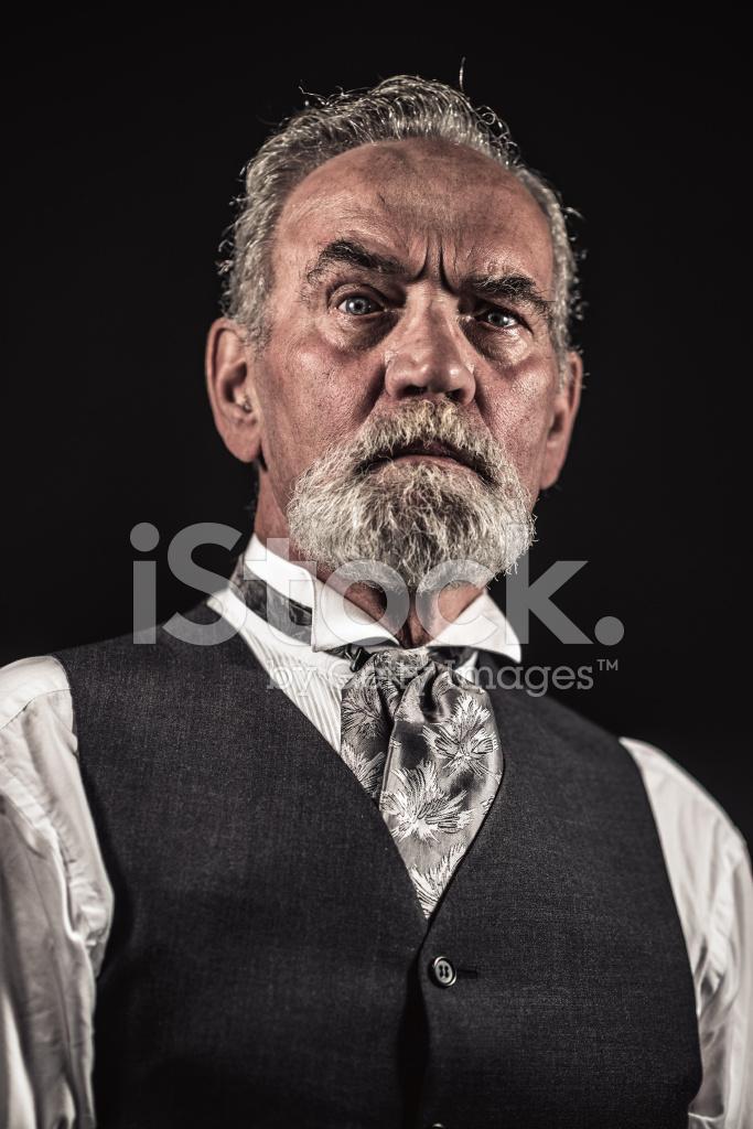 Und haaren bart männer grauen mit Graue Haare: