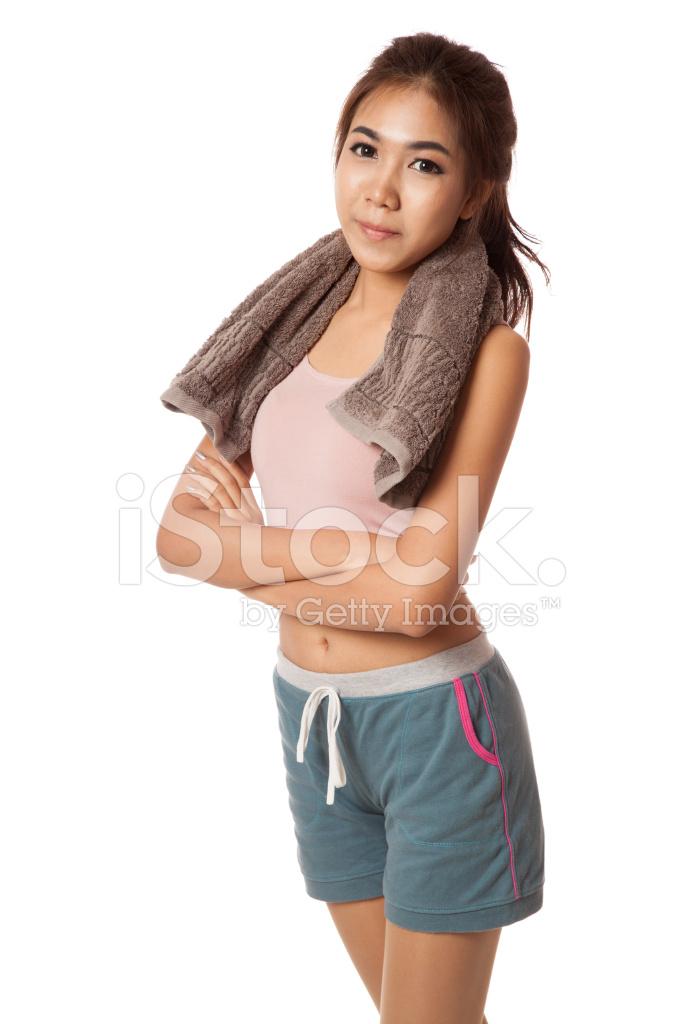 asian slim girl