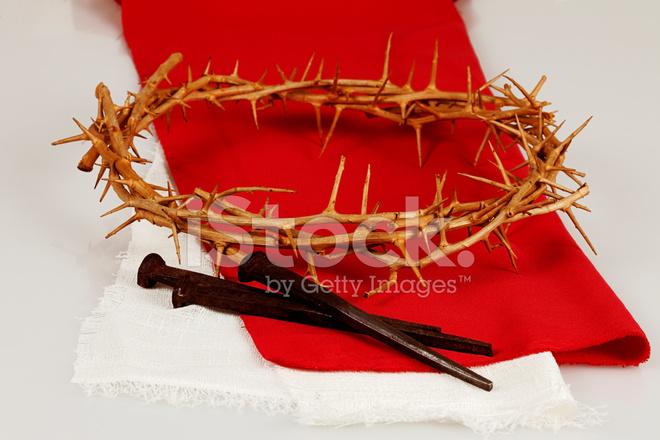 Терновый венец своими руками