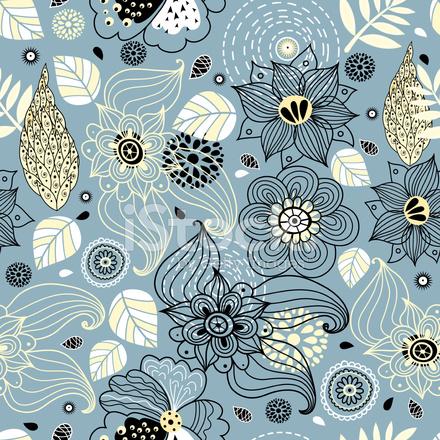 transparente motif floral graphique avec oiseaux photos. Black Bedroom Furniture Sets. Home Design Ideas