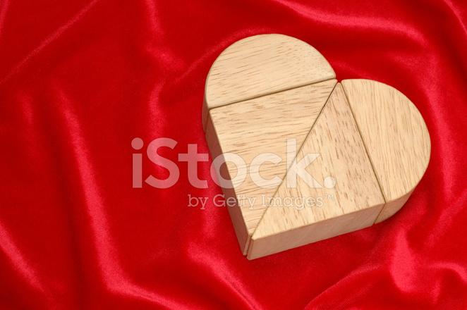 Building Block Valentine 1 Stock Photos - FreeImages com
