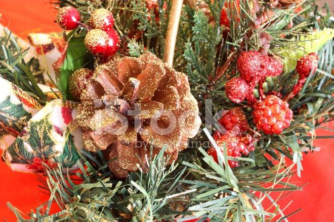 Decoratie van kerstmis stockfoto s freeimages