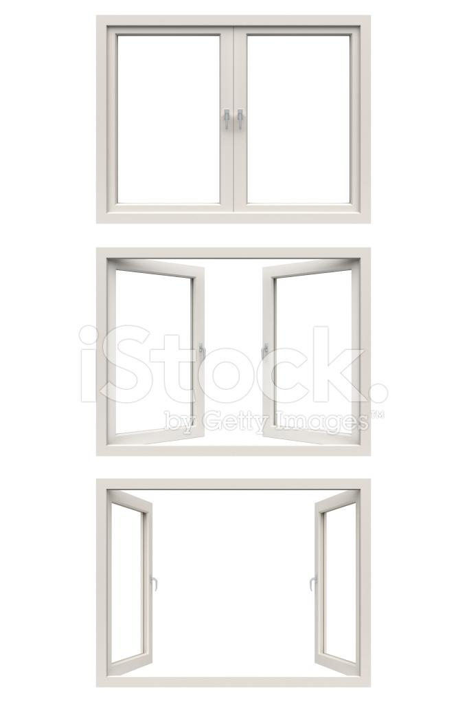 White Window Frame Stock Photos - FreeImages.com
