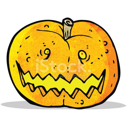 Zucche Di Halloween Cartoni Animati.Cartone Animato Zucca Di Halloween Stock Vector Freeimages Com