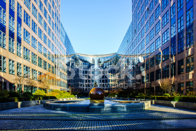 Moderne Architektur In Berlin Deutschland Stockfotos Freeimages Com