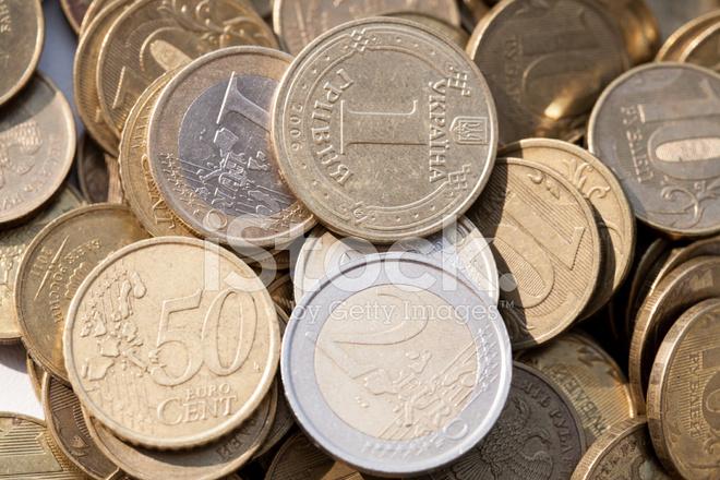 Geld In Münzen Verschiedener Länder Stockfotos Freeimagescom