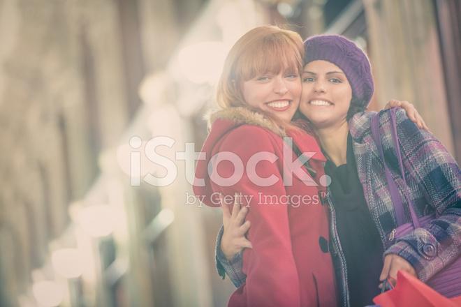 Русская женщина и молодой друг #15
