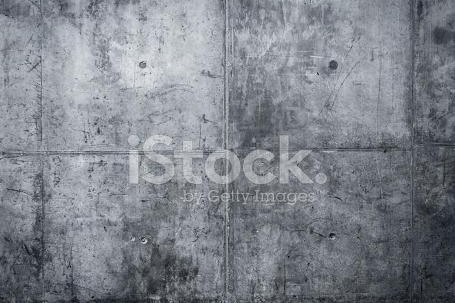 шероховатый бетон