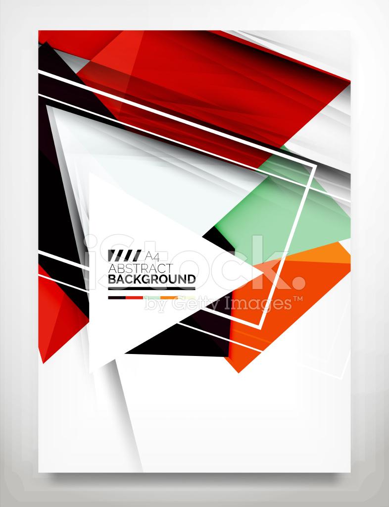 Folleto, Folleto Plantilla DE Diseño Stock Vector - FreeImages.com