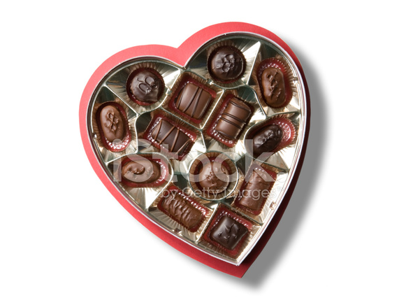 Valentinstag Pralinen Stockfotos Freeimages Com