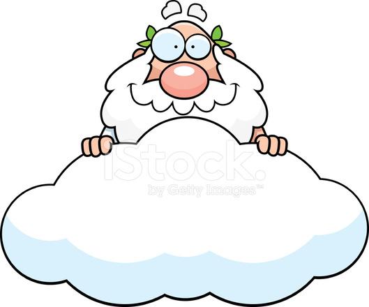 cartoon god cloud stock vector freeimages com teacher clip art free newsletter heading teacher clip art free for values