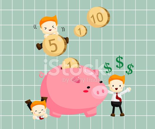 premium stock photo of saving money